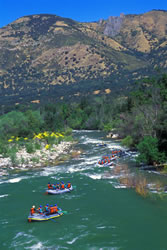 California White Water Rafting